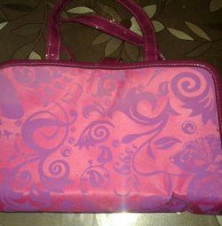 Νέα καλλυντική τσάντα