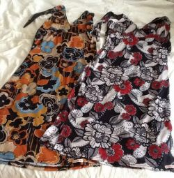 Платье-сарафан новое с подкладок Р .42-44