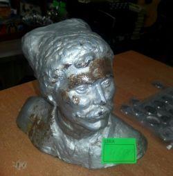 Bust Chapaev