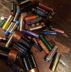 Аккумулятор Батарейки батарейка AA AAA LR20 CR2032