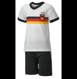 COSTUME FOR FOOTBALL GERMANY