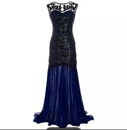 Нове шикарне плаття