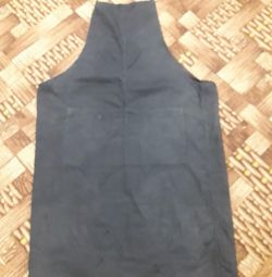 I will sell an apron.