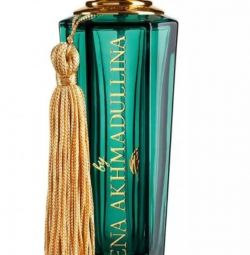 Perfume from Alena Akhmadullina.