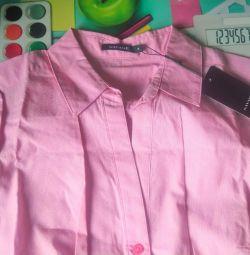 Блузка новая Саваж