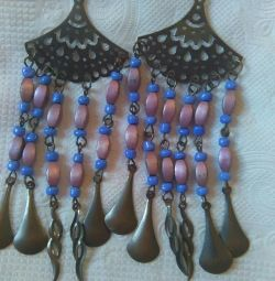 Earrings Zhadi