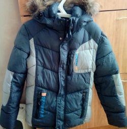 Jacket creștere de iarnă 140