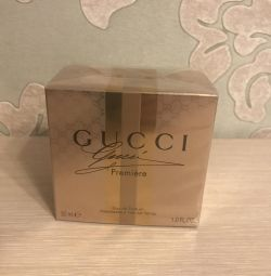 Парф. Вода Gucci premiere