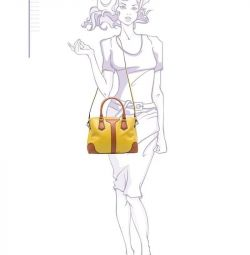 Bag Geanta Galaday este nouă.