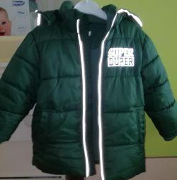 çocuk ceketi