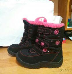 Παιδικές μπότες με δεκάδες