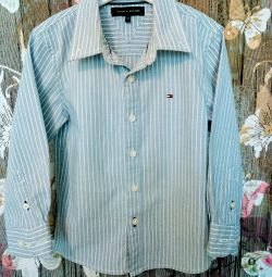 Tommy Hilfiger πουκάμισο p.92-98 πρωτότυπο
