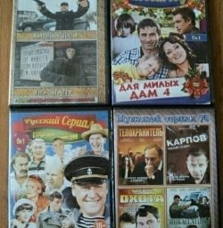 DVD film diskleri