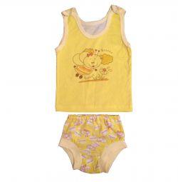 Children's underwear sets