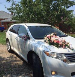 O mașină pentru sărbătoarea ta