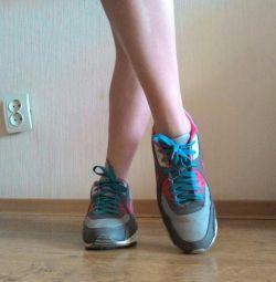 Ανδρικά πάνινα παπούτσια