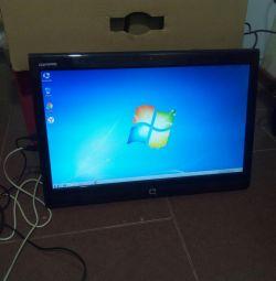 Офісний моноблок HP з екраном 20