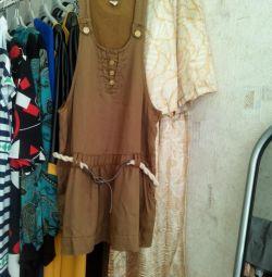 стильный сарафан для девочки фирма Zara