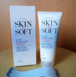crema de depilare pentru zona bikini + zbaturi