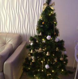 Christmas tree 1.9 meters