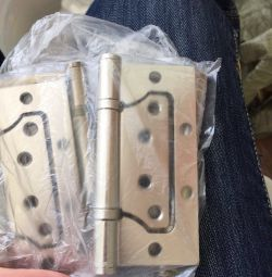 Butterfly door hinge 2 pcs
