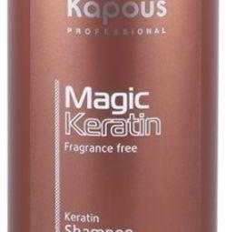 Шампунь Kapous Professional Magic Keratin 1000 мл