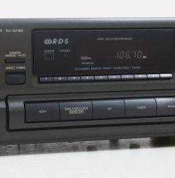 I will sell Technics sa-gx180 amplifier + tuner