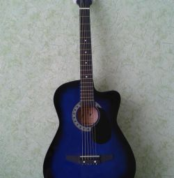 J & J Guitar. 6 strings. Acoustics
