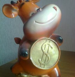 Moneybox Cow