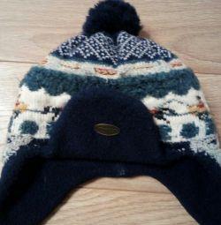 Χειμερινό καπέλο για ένα αγόρι