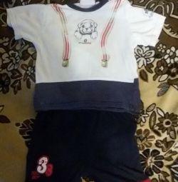 Summer costume (74 cm)