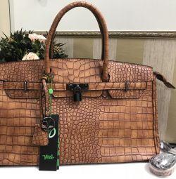 Verde bag, new
