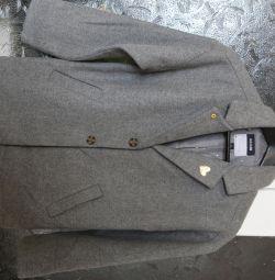 ΝΕΟ KIABI κοντό παλτό, 138-143 εκ