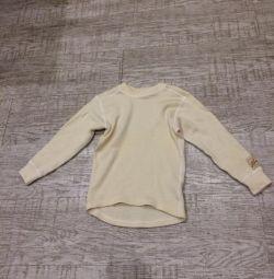 Thermal underwear for children (jacket), 86-92