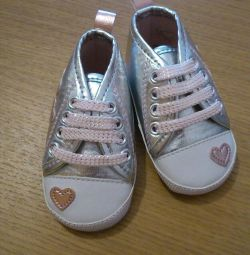 Пинетки (легкие летние ботиночки)