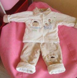 Κοστούμι για 6-9 μήνες