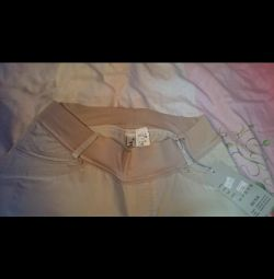 Pantaloni noi pentru gravide 44-46