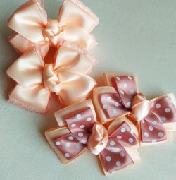 Bows with elastic
