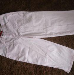 Pantaloni scurți Capri