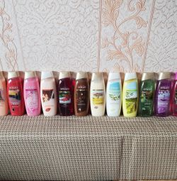 Assorted Shower Gels
