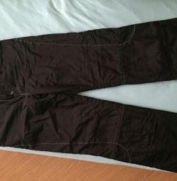 Heated Maternity Pants