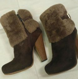 Winter Ankle Booties