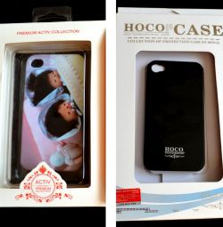 New Case for iPhone 4 / 4s