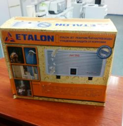 Flowing water heater Etalon Jet350 new