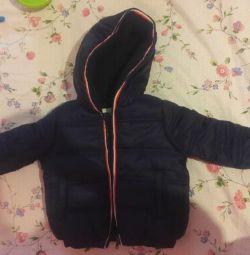 Children's spring-autumn jacket 80р-р