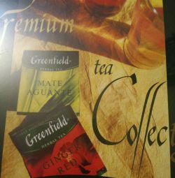 Greenfield Çay Poşeti
