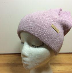 Modă pălărie de toamnă cu urechi de Kish, 53-57, art 267