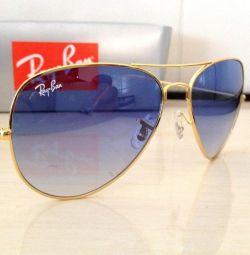 Ποιοτικά γυαλιά Ray Ban Aviator