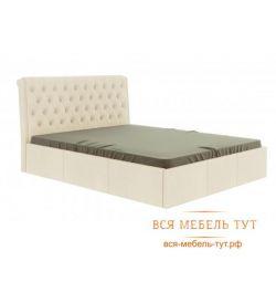 Bed Prima 1.6 με ανυψωτικό μηχανισμό (μπεζ)