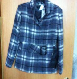 Women's short coat